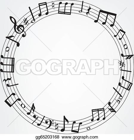 Music Notes Border · Music Notes Border-music notes border · music notes border-16