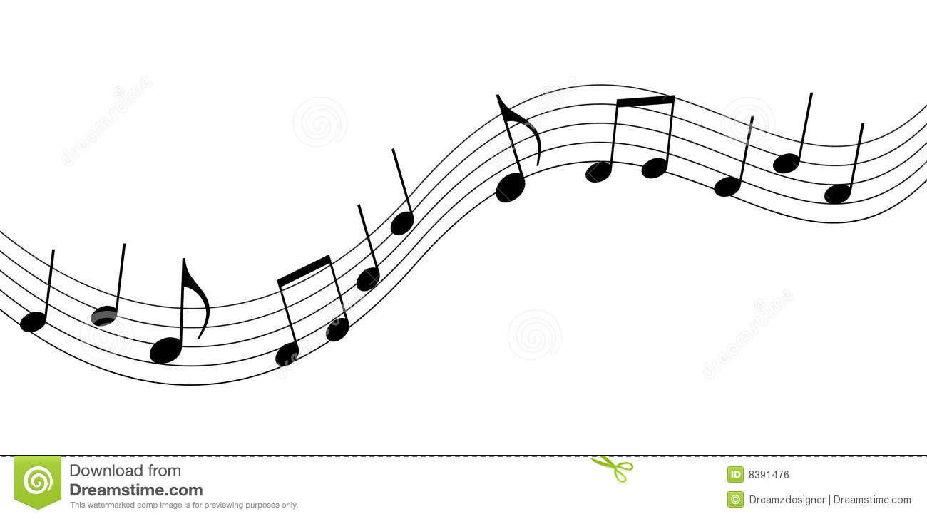 Music notes clipart free ... Music notes