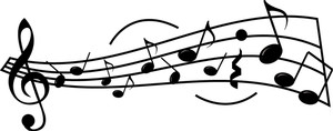 ... Music Notes Clipart Image - Sheet Music Clip Art