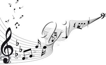 Music notes images free clip .