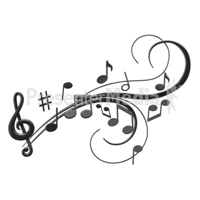 Music Notes Swoosh Signs And Symbols Gre-Music Notes Swoosh Signs And Symbols Great Clipart For-13
