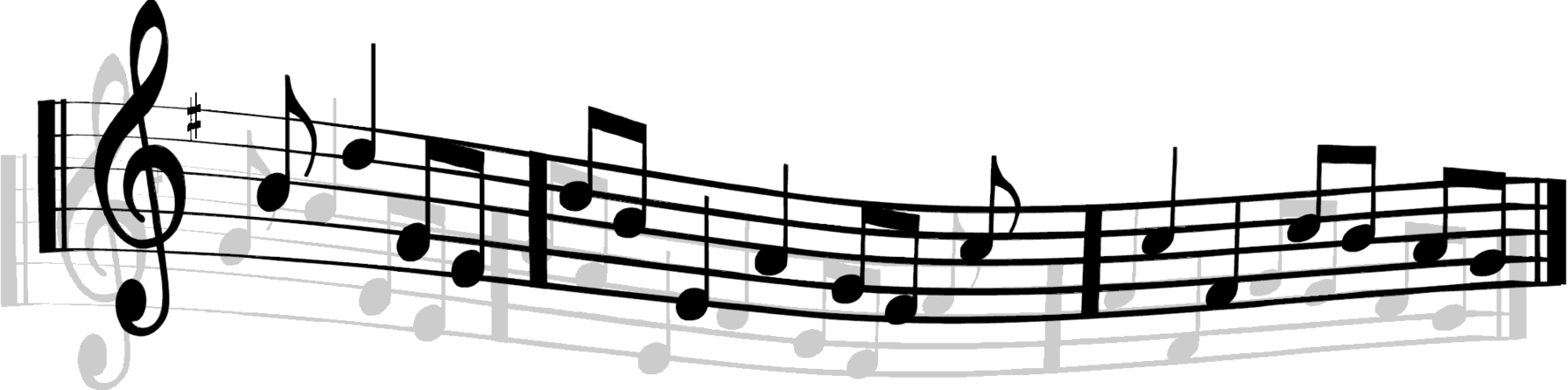 Music Staff Clipart Clipart Panda Free Clipart Images