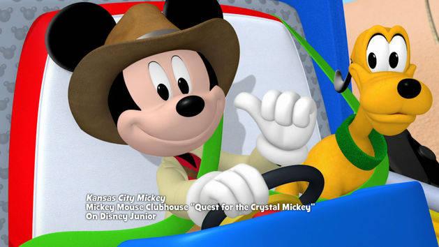 Music Video: Kansas City Mickey