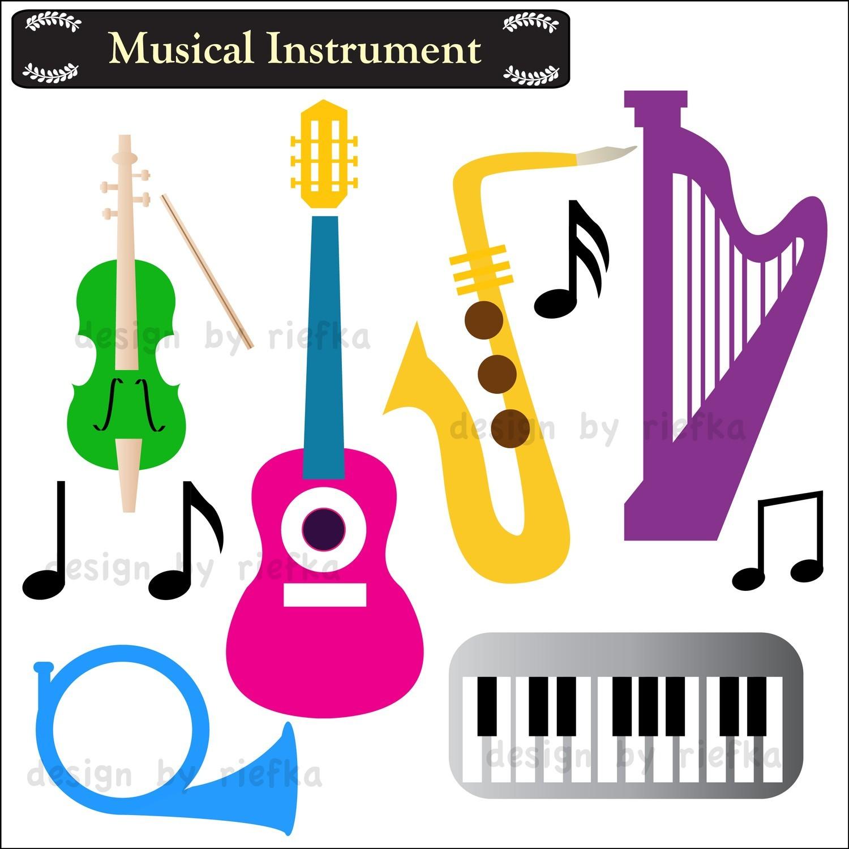 Musical Clip Art-Musical Clip Art-3