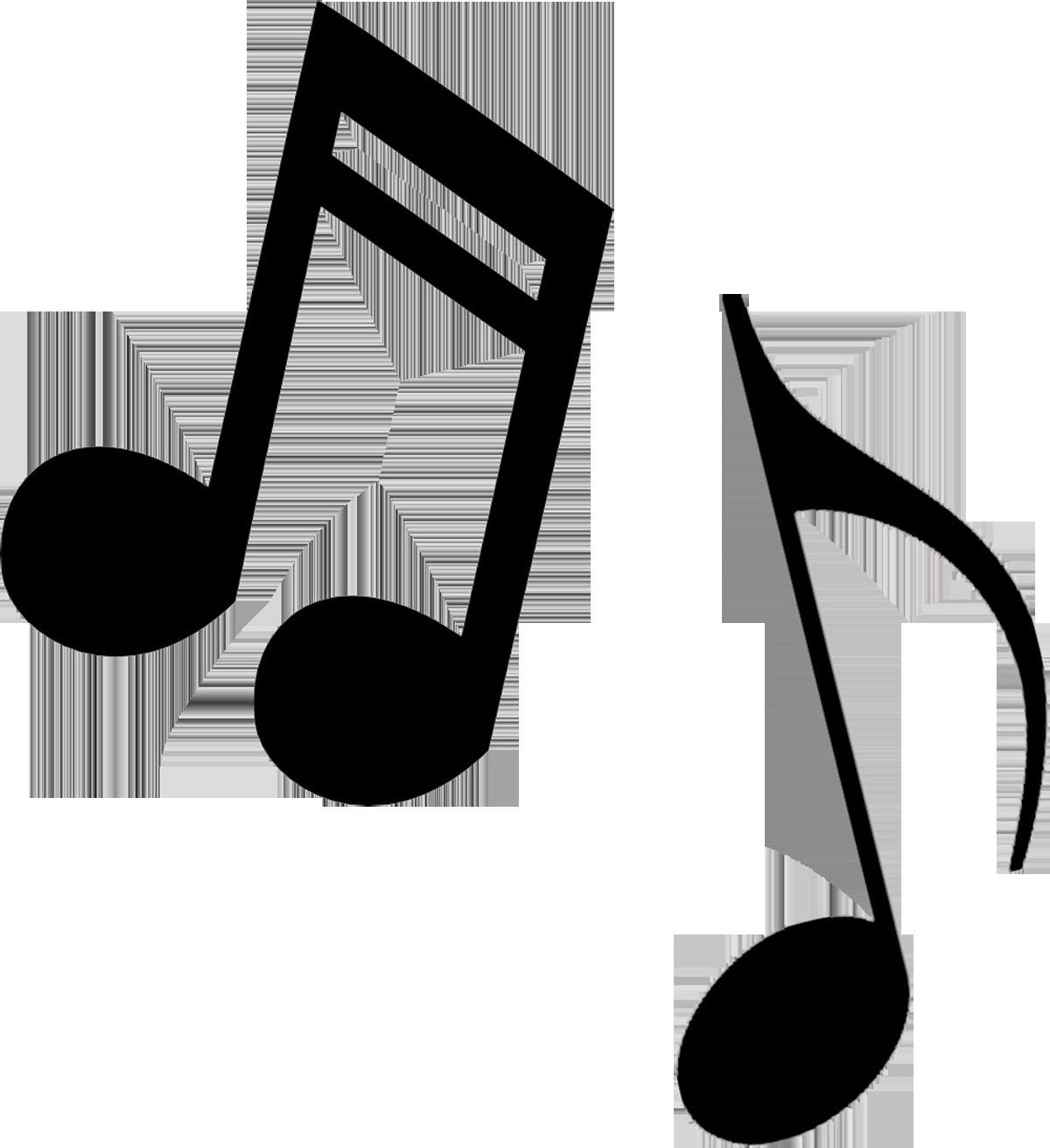 Musical clip art music notes-Musical clip art music notes-16