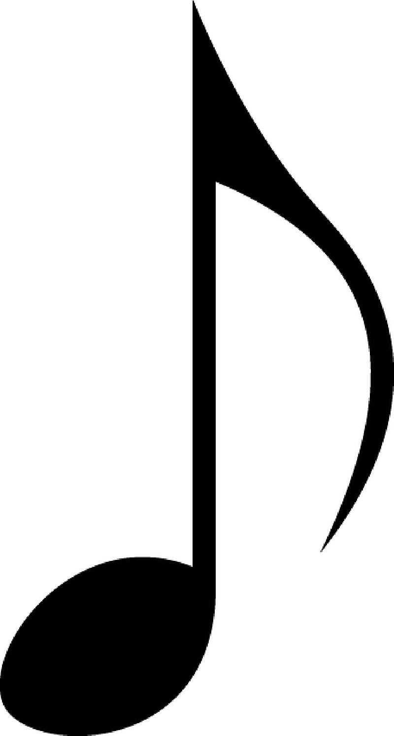 Musical Note Clip Art u0026 Musical Note Clip Art Clip Art Images .
