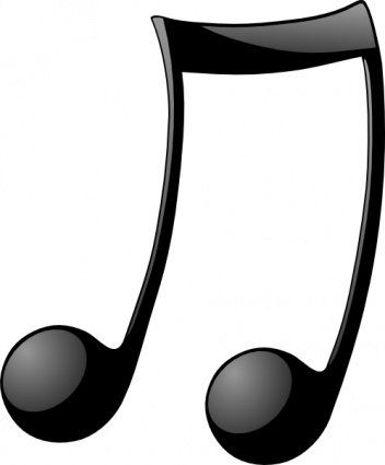 Musical notes music notes clip art free clipart images clipartwiz