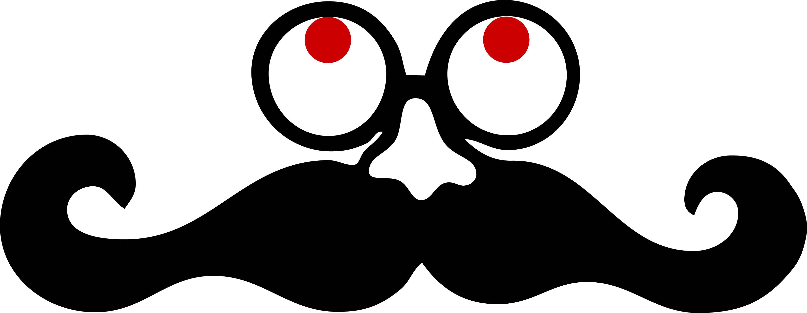 Mustache Clip Art ..-Mustache Clip Art ..-12