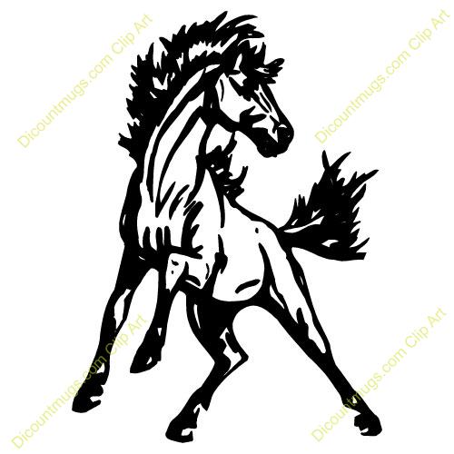 Clipart Info - Mustang Clipart