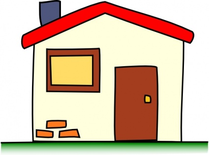 ... My House, Clipart - Clipart.me ...