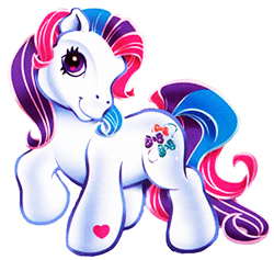 My little pony, Clip art .