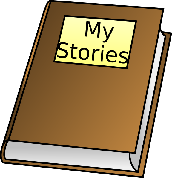 My Stories Clip Art