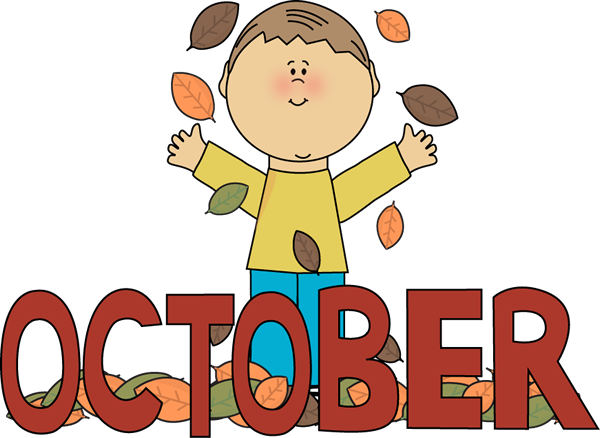 Mycutegraphics Com Graphics M - October Clip Art Free