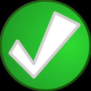Nab Tick Clip Art At Clker Com Vector Clip Art Online Royalty Free