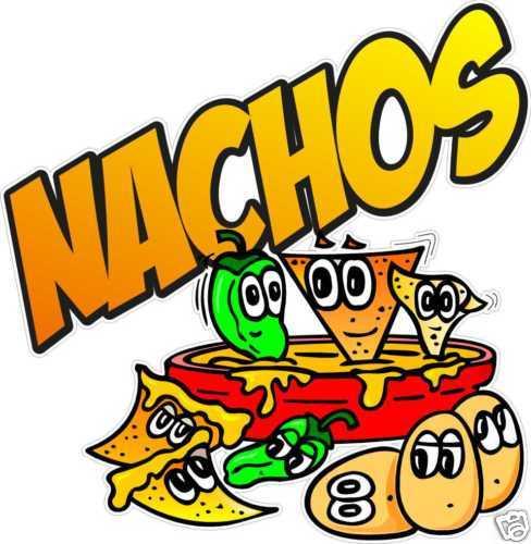Nacho Concession Stand Clip Art