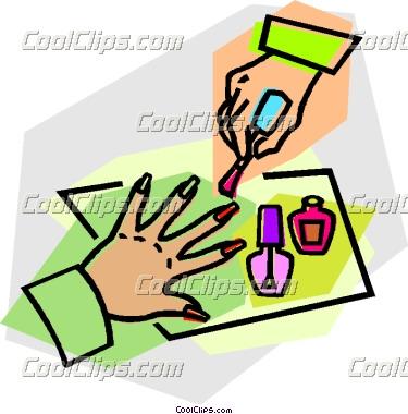 nail clipart - Manicure Clip Art