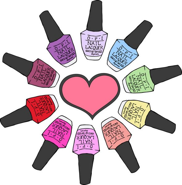 Nail Polish Gif Bottle Of Nail Polish Clip Art Nail Polish Jpg Nail