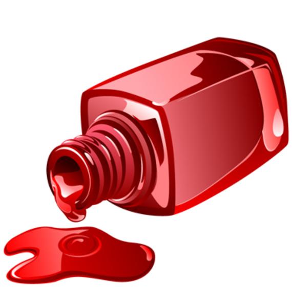 Nail Polish Vector Free Images At Clker -Nail Polish Vector Free Images At Clker Com Vector Clip Art Online-8