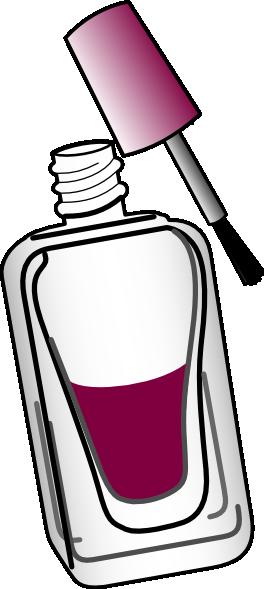 Nail Polish Wine Clip Art At Clker Com V-Nail Polish Wine Clip Art At Clker Com Vector Clip Art Online-10