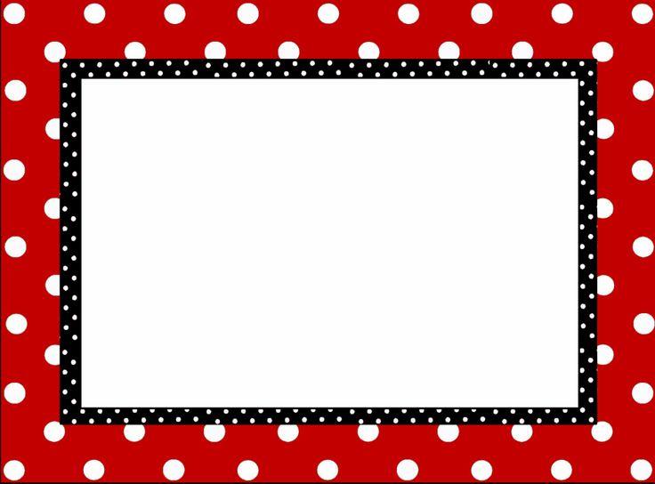 Nameplate Clipart Clip Art De Mickey Dot-Nameplate Clipart Clip Art De Mickey Dots Frames Disney Classroom-12