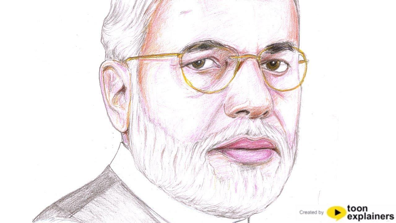 Narendra Modi Clipart-Clipartlook.com-1280