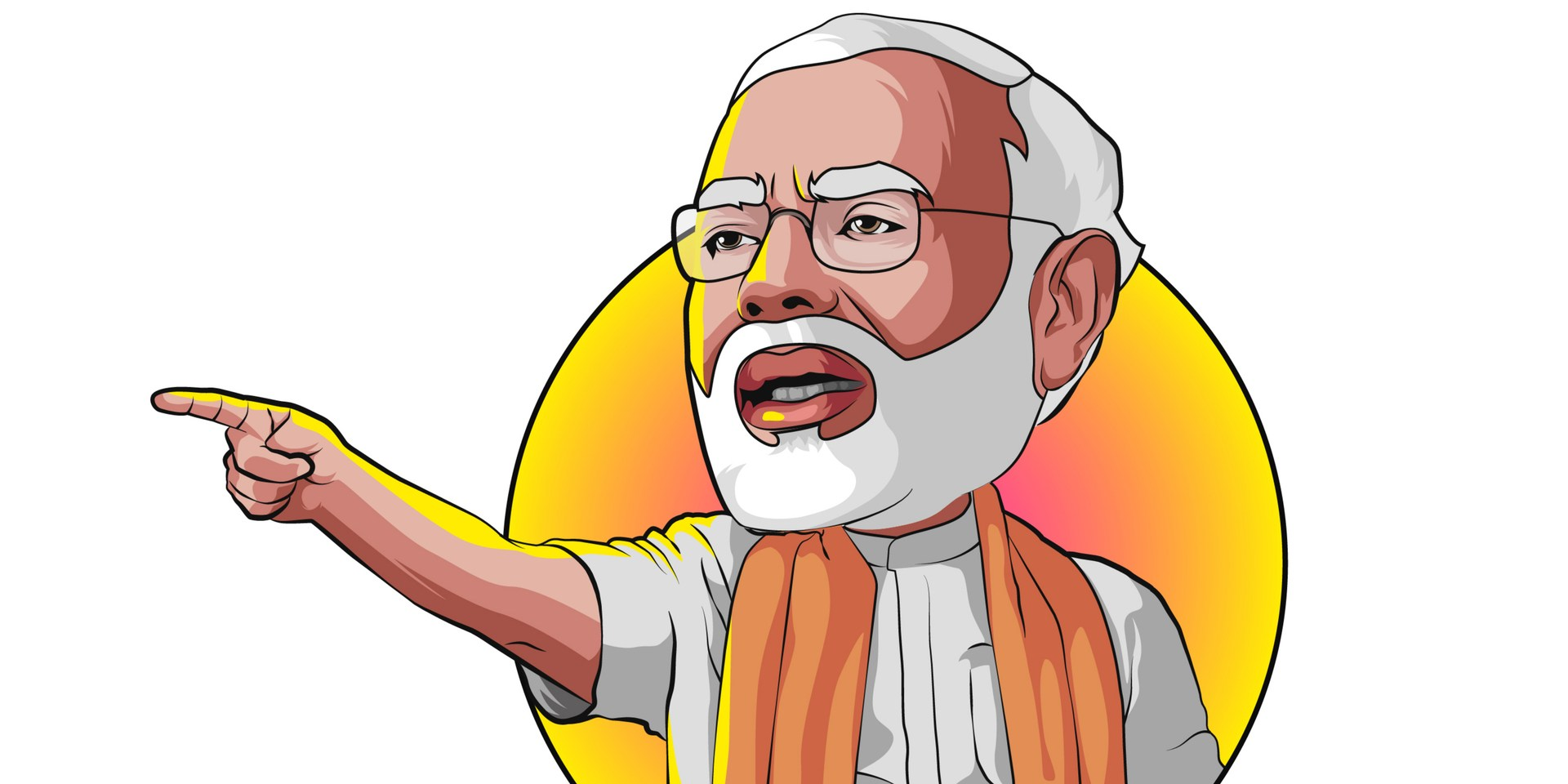 With 6.8 Million Followers, Prime Minist-With 6.8 million followers, Prime Minister Narendra Modi has become the  worldu0027s most followed leader on Facebooku0027s photo-sharing app Instagram, ClipartLook.com -14