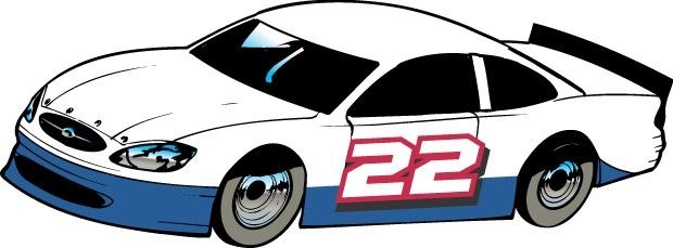 Free Clipart Nascar Cars Clipartfest 4 | Racing Theme | Pinterest for Nascar  Race Car Clip