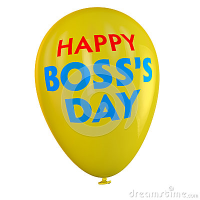 National Boss Day Clip Art Happy Boss S Day Balloon