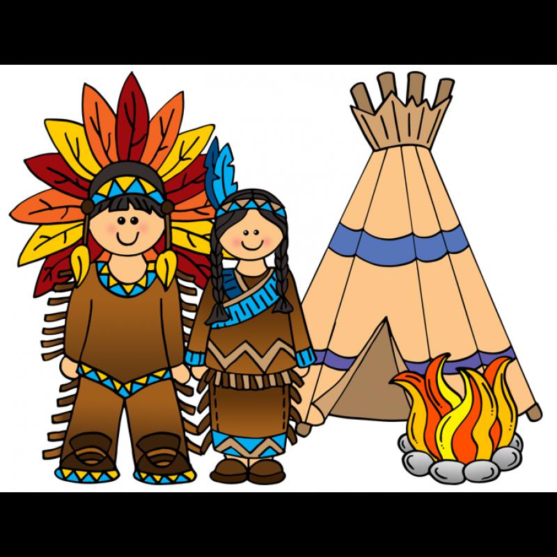 Native American Capturea Clipart-Native american capturea clipart-7