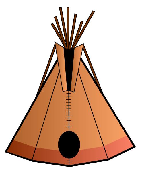 Native American Clipart Clipart-Native american clipart clipart-12