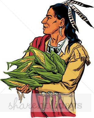 Native American Clipart Thanksgiving Clipart Backgrounds