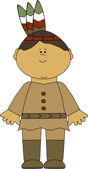 Native American Indian Boy Clip Art Native American Indian Boy Image