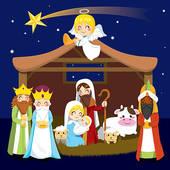 ... Nativity Christmas Scene Religious .-... nativity christmas scene religious ...-9