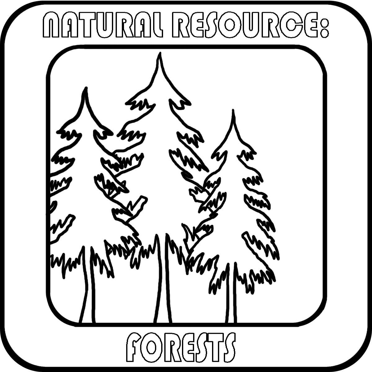 Natural Resources Clip Art-natural resources clip art-8