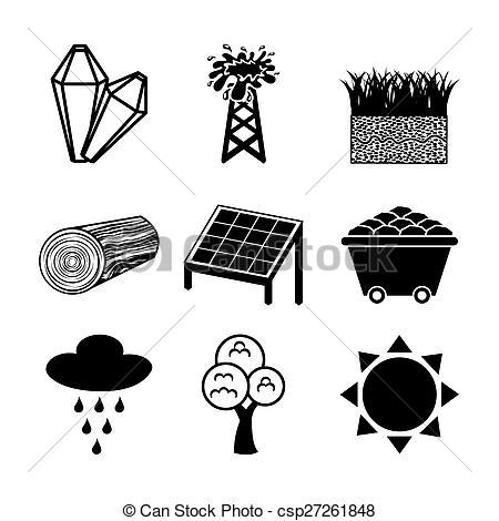 ... Natural Resources Design, Vector Ill-... natural resources design, vector illustration eps10 graphic-14