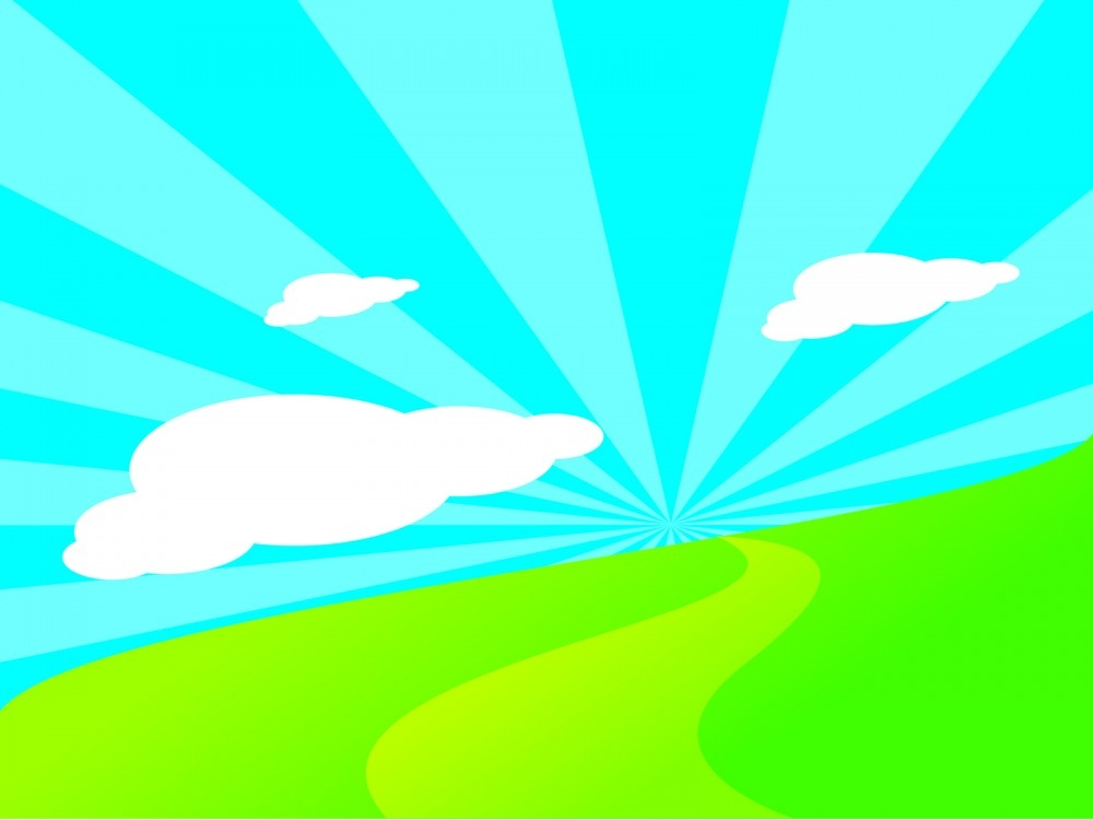 Nature clipart background 2