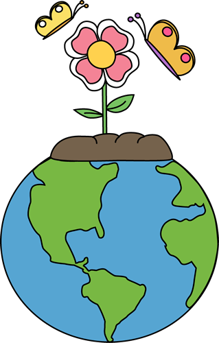 Nature clipart for kids