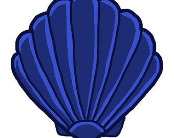 Nautical Shell Clipart