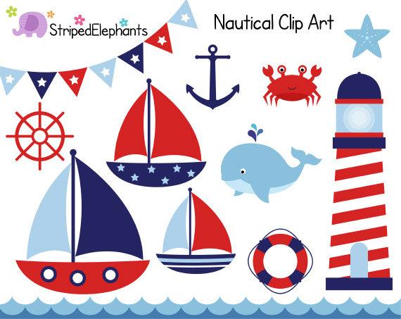 e3fbe3625c9ce3 Nautical Theme Clipart - Free Nautical Clipart