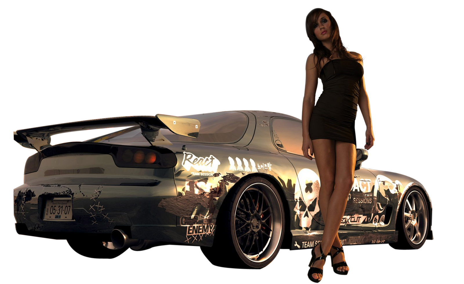 Need For Speed PNG Free Download
