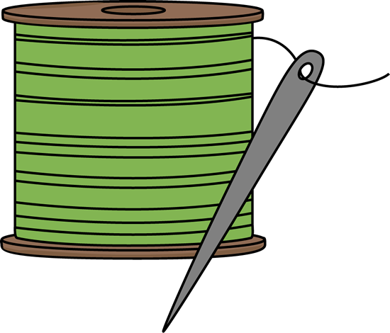 Needle and Thread. Needle and Thread Clip Art ...