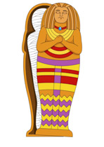 Nefertiti Egyptian Queen Ancient Egypt Clipart 22g. Size: 57 Kb