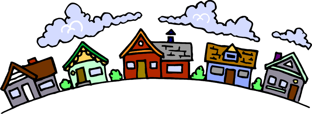 Neighborhood Clean Up Clipart
