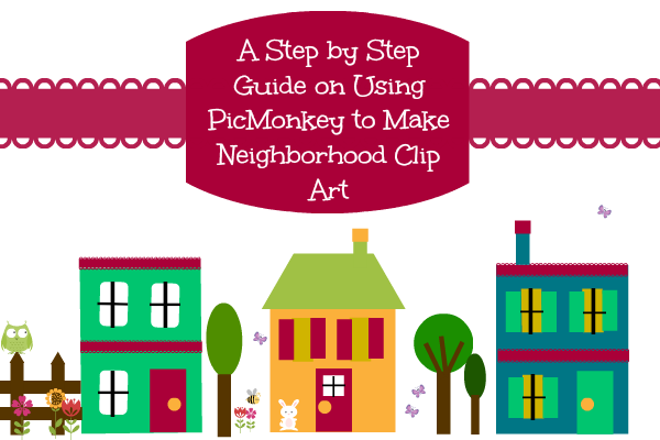 Neighborhood Clip Art-Neighborhood Clip Art-19