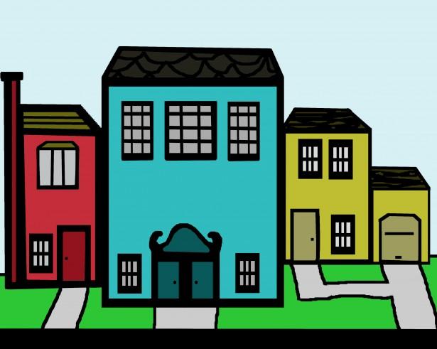 Neighborhood Clipart