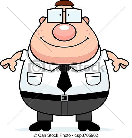 ... Nerd Smiling - A happy cartoon nerd -... Nerd Smiling - A happy cartoon nerd standing and smiling.-13