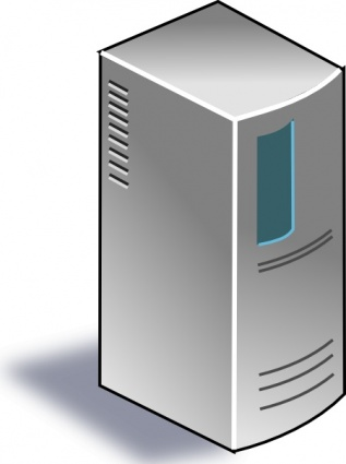 Network Server Clip Art-Network Server clip art-7