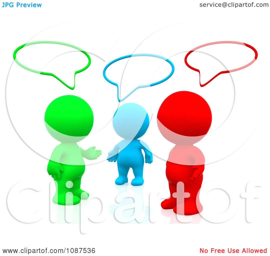 Networking Clipart-Clipartlook.com-1080