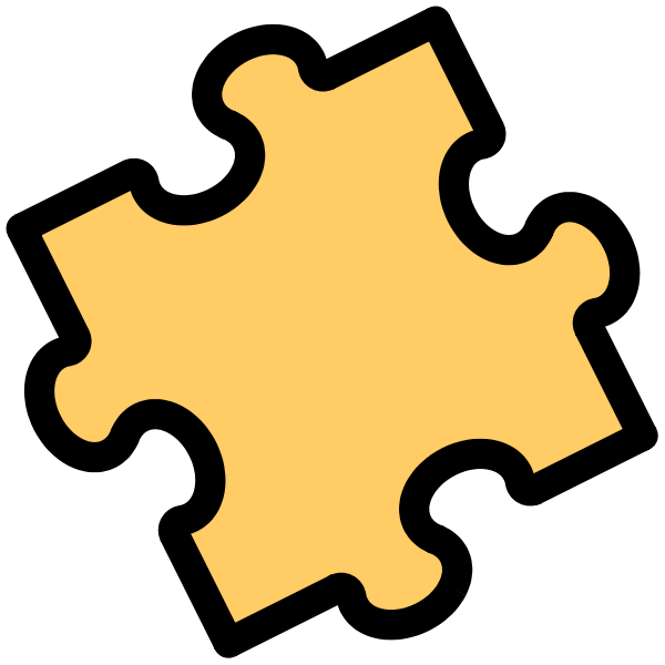 Never Ending Jigsaw Puzzle Piece SVG Vec-Never Ending jigsaw Puzzle Piece SVG Vector file, vector clip art-18