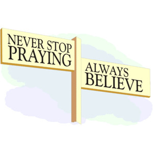 Never Stop Praying -- Free Christian Cli-Never Stop Praying -- Free Christian Clipart-13